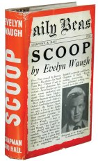 Scoop Evelyn Waugh
